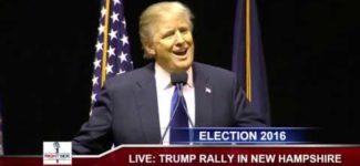 Ted Cruz is a Pussy – Trump Rally Goer Calls Cruz Pussy