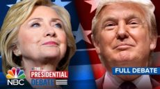 First Debate: Hillary Clinton And Donald Trump (Full Debate)