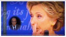 Hillary RIGGED Debate – Secretly Signals Moderator Lester Holt